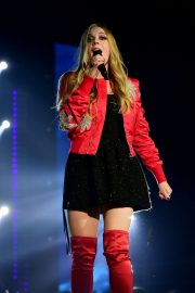 Becky Hill at Capital FM Jingle Bell Ball in London 2018/12/09 4