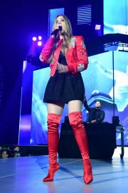 Becky Hill at Capital FM Jingle Bell Ball in London 2018/12/09 5