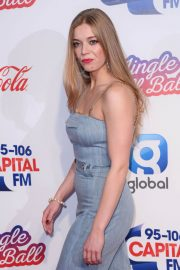 Becky Hill at Capital FM Jingle Bell Ball in London 2018/12/09 7