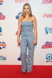 Becky Hill at Capital FM Jingle Bell Ball in London 2018/12/09 8
