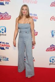 Becky Hill at Capital FM Jingle Bell Ball in London 2018/12/09 10