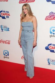 Becky Hill at Capital FM Jingle Bell Ball in London 2018/12/09 11