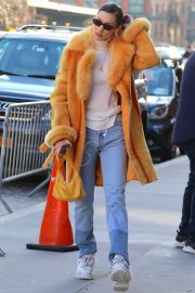 Bella Hadid Out in New York 2018/12/29 3