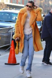 Bella Hadid Out in New York 2018/12/29 7