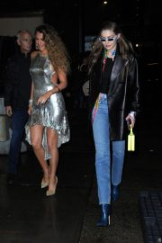 Blake Lively and Gigi Hadid Night Out in New York 2018/12/02 5