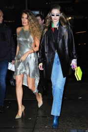 Blake Lively and Gigi Hadid Night Out in New York 2018/12/02 8