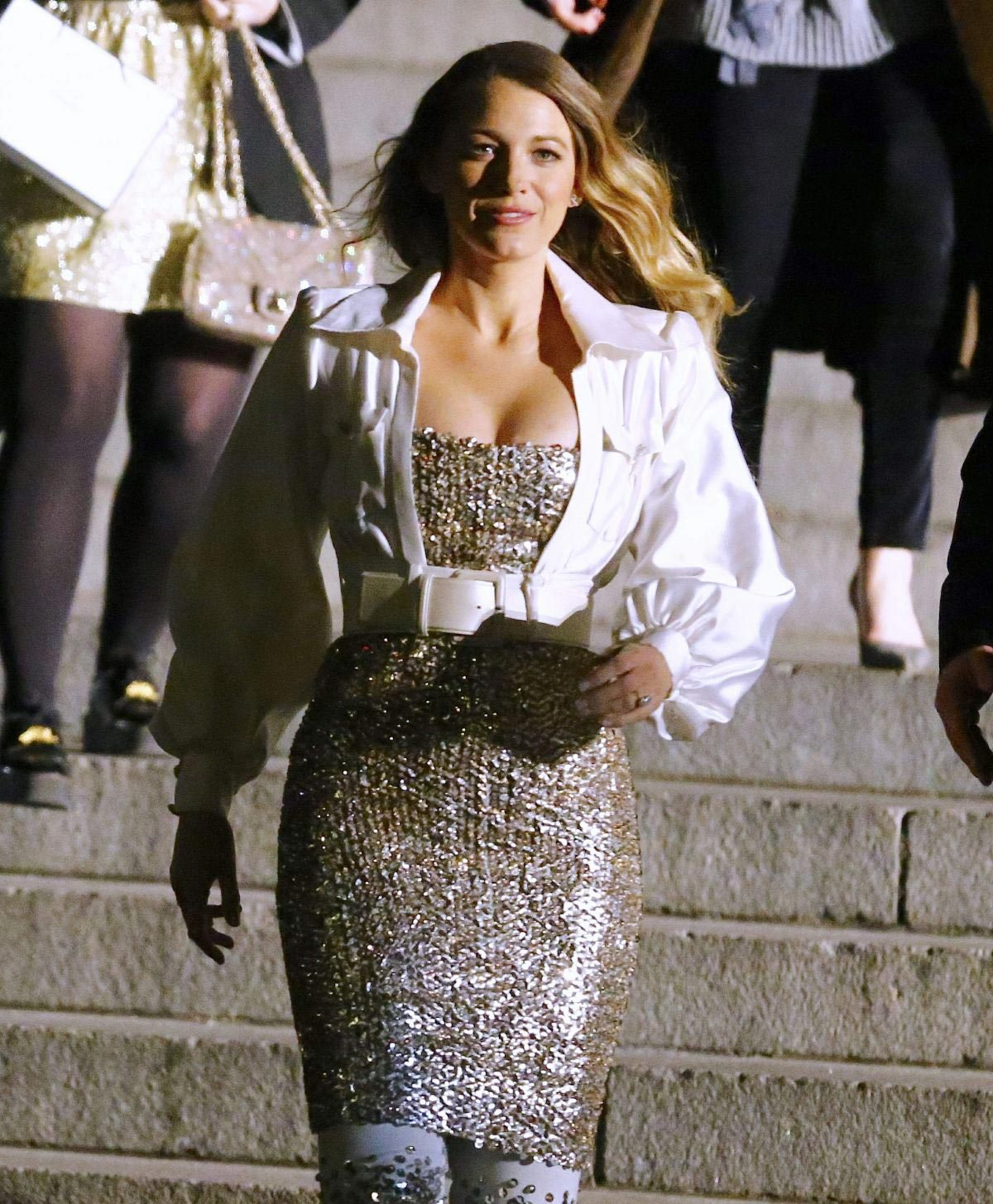 Blake Lively at Chanel Croisiere Fashion Show in New York 2018/12/04 1