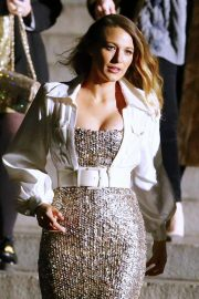 Blake Lively at Chanel Croisiere Fashion Show in New York 2018/12/04 3