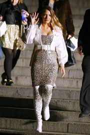 Blake Lively at Chanel Croisiere Fashion Show in New York 2018/12/04 4