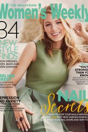 Blake Lively in Woman's Weekly Magazine, Malaysia October 2018 1