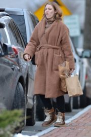 Blake Lively Out Shopping in New York 2018/12/26 6