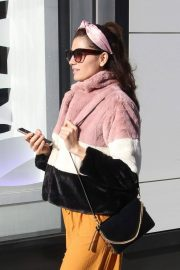 Blanca Blanco Shopping on Rodeo Drive in Beverly Hills 2018/12/26 4