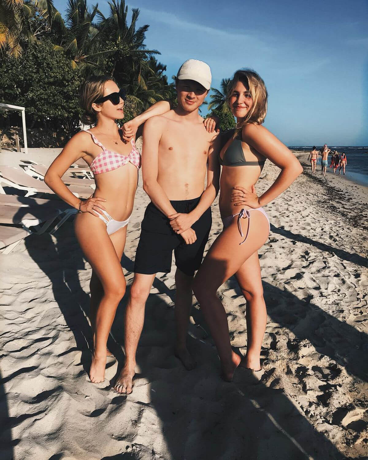Brec Bassinger in Bikini, Instagram Pictures December 2018 1