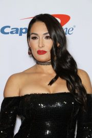 Brie Bella and Nikki Bella at Z100's Jingle Ball in New York 2018/12/07 6