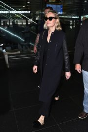 Brie Larson at Guarulhos Airport in Sao Paulo 2018/12/07 6