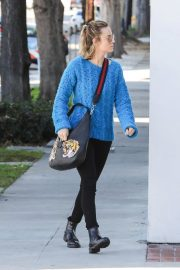 Brie Larson Heading to a Spa in West Hollywood 2018/12/02 2