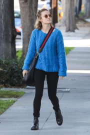 Brie Larson Heading to a Spa in West Hollywood 2018/12/02 5