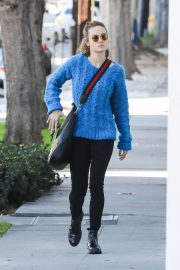 Brie Larson Heading to a Spa in West Hollywood 2018/12/02 6