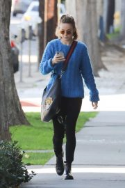 Brie Larson Heading to a Spa in West Hollywood 2018/12/02 7