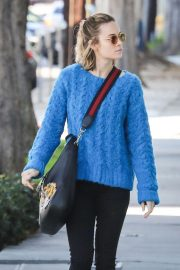 Brie Larson Heading to a Spa in West Hollywood 2018/12/02 9