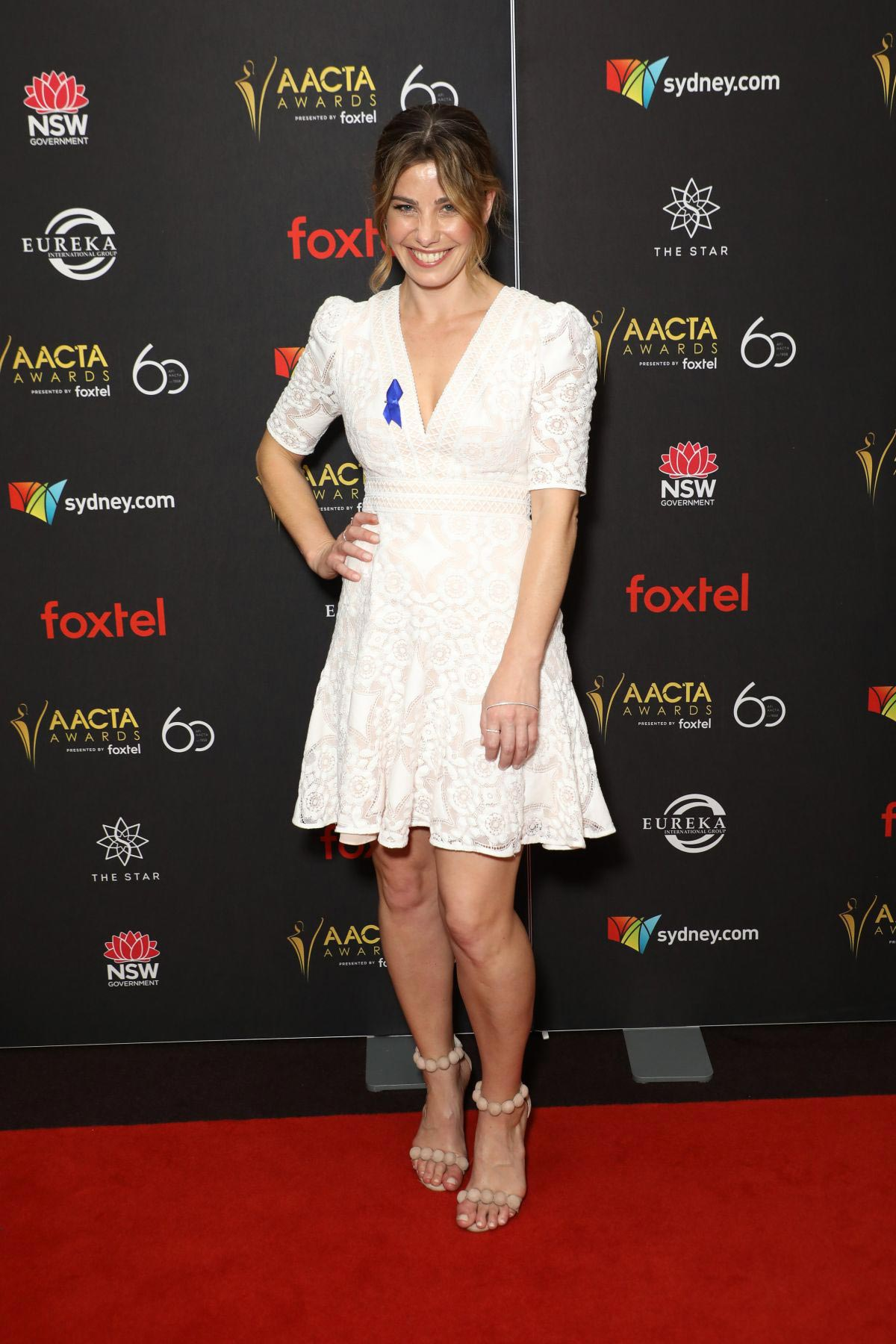 Brooke Satchwell at AACTA Awards Industry Luncheon in Sydney 2018/12/03 1