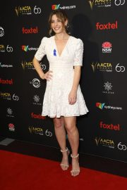 Brooke Satchwell at AACTA Awards Industry Luncheon in Sydney 2018/12/03 2