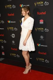Brooke Satchwell at AACTA Awards Industry Luncheon in Sydney 2018/12/03 3