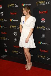 Brooke Satchwell at AACTA Awards Industry Luncheon in Sydney 2018/12/03 4