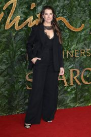 Brooke Shields at British Fashion Awards in London 2018/12/10 3
