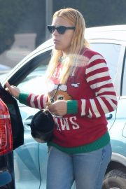 Busy Philipps on Christmas Shopping in Los Angeles 2018/12/24 4