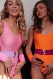Cambrie Schroder and Faith Schroder on Day in the Life of a Photoshoot 2018 6