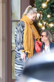 Cameron Diaz Out for Lunch at Montage Hotel in Los Angeles 2018/11/30 2