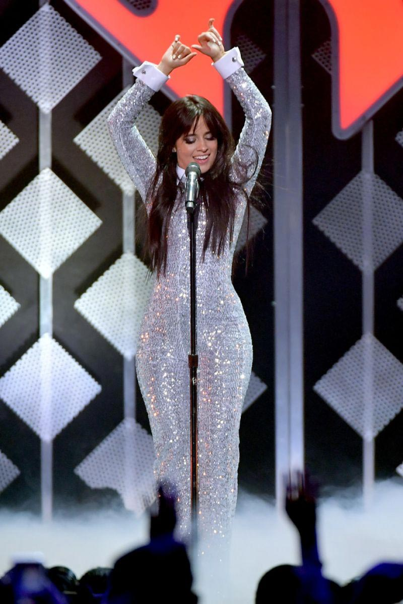 Camila Cabello Performs at Z100's Jingle Ball in New York 2018/12/07 5