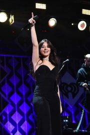 Camila Cabello Performs at Z100's Jingle Ball in New York 2018/12/07 12