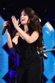 Camila Cabello Performs at Z100's Jingle Ball in New York 2018/12/07 13