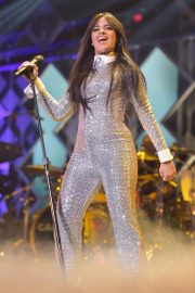 Camila Cabello Performs at Z100's Jingle Ball in New York 2018/12/07 15