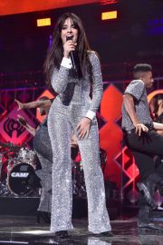 Camila Cabello Performs at Z100's Jingle Ball in New York 2018/12/07 16