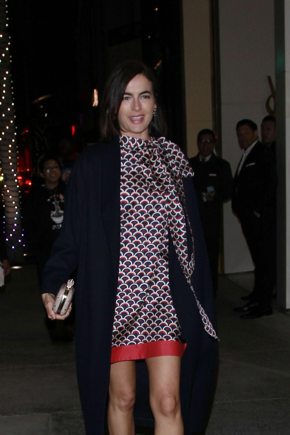 Camilla Belle at Valentino Party in Beverly Hills 2018/12/04 1