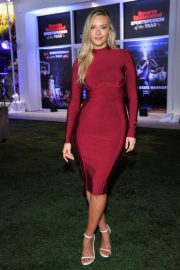 Camille Kostek at Sports Illustrated 2018 Sportsperson of the Year in Los Angeles 2018/12/11 1