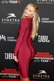 Camille Kostek at Sports Illustrated 2018 Sportsperson of the Year in Los Angeles 2018/12/11 5