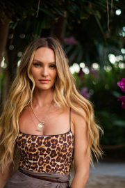 Candice Swanepoel at Tropic of C Reception in Miami 2018/12/08 1