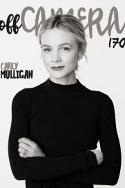 Carey Mulligan for Off Camera Magazine, November 2018 3