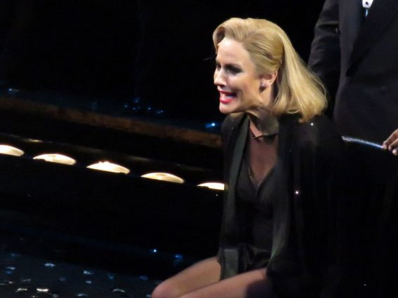 Caroline Flack Performs in Chicago Musical at Phoenix Theatre in London 2018/12/10 1