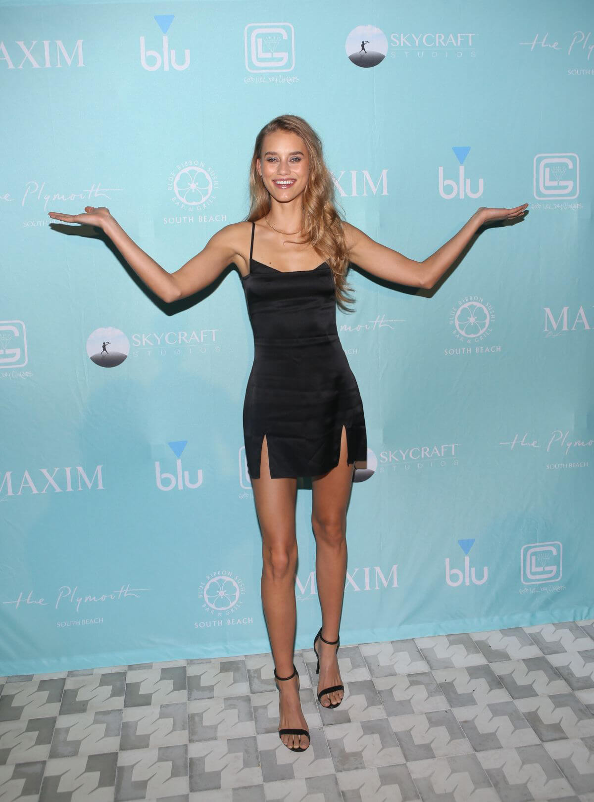 Chase Carter at Maxim Issue Party at Art Basel in Miami Beach 2018/12/07 1