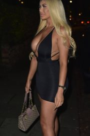 Chloe Ferry Night Out in Newcastle 2018/12/14 4