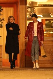 Chloe Moretz and Kate Harrison Night Out in Malibu 2018/12/03 2
