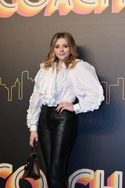 Chloe Moretz at Coach 2019 Early Autumn Collection Fashion Show in Shanghai 2018/12/08 4