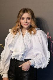 Chloe Moretz at Coach 2019 Early Autumn Collection Fashion Show in Shanghai 2018/12/08 6