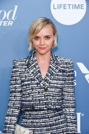 Christina Ricci at Hollywood Reporter's Power 100 Women in Entertainment in Los Angeles 2018/12/05 1