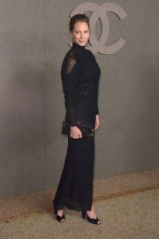Christy Turlington at Chanel Metiers D'Art Show Pre-fall 2019 in New York 2018/12/04 2